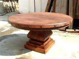 unique round dining table unique round dining table image of reclaimed wood round dining table unusual