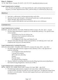 Samples Of Administrative Assistant Resume Office Assistant Resume