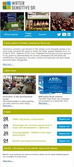 News Letters Newsletters Water Sensitive Sa
