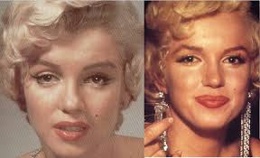 marilyn monroe makeup looks 1