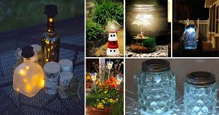 28 easy diy solar light projects for home garden