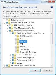 Configuring Internet Information Services 7 0 For Windows
