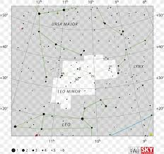 Coma Berenices Star Chart Messier Object Night Sky