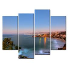 full size of bed cool beach canvas wall art 11 3 piece painting laa california print