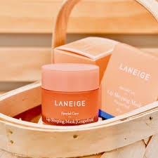 Картинки по запросу Laneige Lip Sleeping Mask Grapefruit