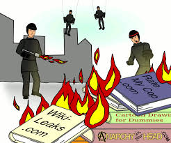 a good old fashioned book burning