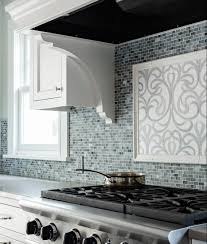 custom mosaic stove backsplash mosaik design and remodeling