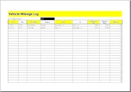 Free Printable Mileage Log For Taxes Monthly Mileage Log Template Template Monthly Vehicle