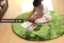 rug that looks like grass artificial