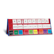 Place Value Tabletop Pocket Chart