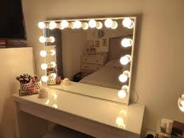 bathroom mirror with lighting. Bathroom Mirror With Lights Built In Within Vanity Mirrors Lighting