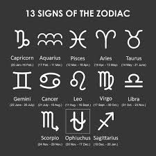 New Zodiac Sign Chart With Ophiuchus No Nasa Didnt Change Your Astrological Sign