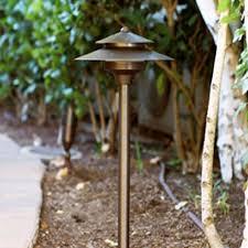 alliance outdoor lighting cast brass area light 700 lifestyle