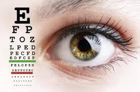 how to p a driver s license eye test