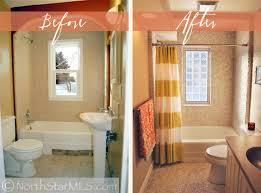 Glass Block Window In Shower bathroom remodel banana mustache 1519 by xevi.us