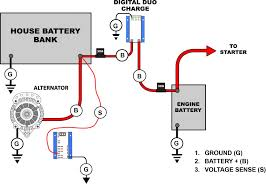 digital duo charge balmar when no charge source is present the ddc 12 24 separates the batteries so the starting battery won t be accidentally discharged into the house battery