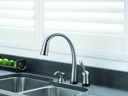 Moen One Touch Kitchen Faucet Charming Moen One Touch Faucet Tags Touchless Kitchen Faucet