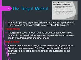 research coffee beans tea leaves starbucks reasons why the target market iuml129para starbucks primary target market is men and women aged 25 to 40