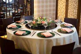 formal table settings. Download Formal Table Setting With Flower Decoration Stock Photo - Image Of Bouquet, Dinner: Settings