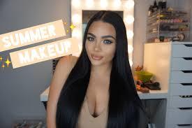 fashion beauty tutorials archives page 44 of 271 ninics summer makeup tutorial 2016 glowy fresh makeup