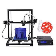 Anself <b>TRONXY</b> X3 Desktop 3D Printer Kit DIY Self Assembly <b>Large</b> ...