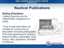 Navigation Training Section 5 Nautical Publications Ppt