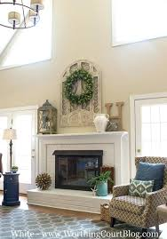 above fireplace decor decorating ideas for fireplace walls ideas about over fireplace decor on lanterns best