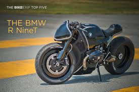 top 5 the world s best custom bmw r ninets bike exif