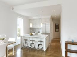 white brown colors kitchen breakfast. small kitchen design with breakfast bar white brown colors