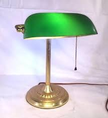 banker lamp shade replacements green glass lamp shade for um size of table glass table lamp