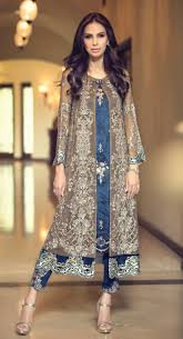 Famous Dress Designers 2017 Fancy Party Wear Dresses For Women 2017 Formal Pakistani