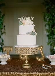 2 Tiered Buttercream Wedding Cake Jenny Wenny Flickr