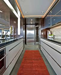Contemporary Galley Kitchen Audacious Galley Kitchen Design In Kitchen Contemporary