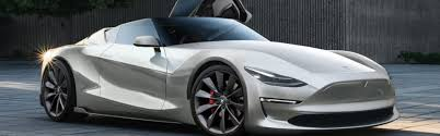 Tesla Roadster Will Reborn As A Convertible. Future Glances And ...