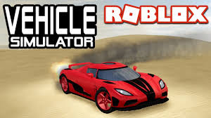 FASTEST ACCELERATION in Vehicle Simulator!   Roblox Agera R - YouTube