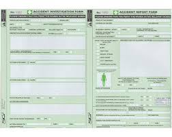 Accident Report Form Template Uk Best Templates Ideas Example Unique ...