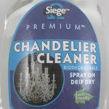 glass crystal chandelier cleaner spray light fixture glass dining solution 24 oz com