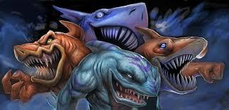 Resultado de imagen de street sharks