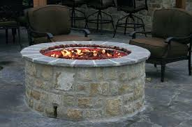 outdoor gas fire pits inserts table natural pit australia best