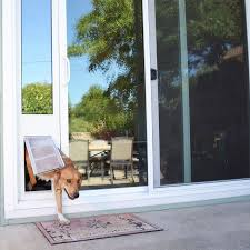 endura flap thermo panel dog door sliding glass nice cabinet with glass doors