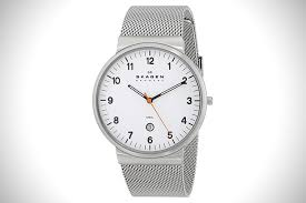 15 best men s dress watches under 1 000 hiconsumption skagen klassik watch