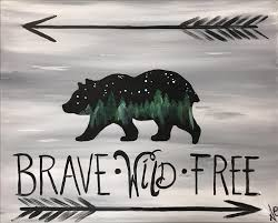 brave bear s only