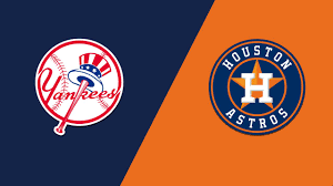Houston Astros (Game #2)