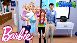 Sims Barbie Family Morning Routine - Dreamhouse Adventures Roleplay -  YouTube