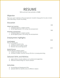 How To Write A Resume Format Best How To Write A Resume Format ] How To Write A Resume Format How