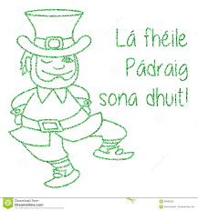 template of a leprechaun high tech leprechaun template leprechain craft 1807