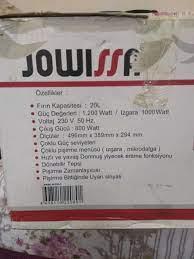 Kacalı içinde, ikinci el satılık Jowissa mikrodalga fırın. -