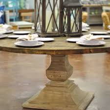 popular of rustic round dining room table round kitchen table dining room sets for round