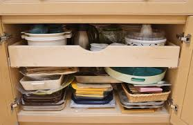 Diy Kitchen Cabinet Drawers How To Make Pull Out Drawers In Kitchen Cabinets