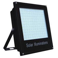 fl10 solar 144 led sign light system 1 fixture